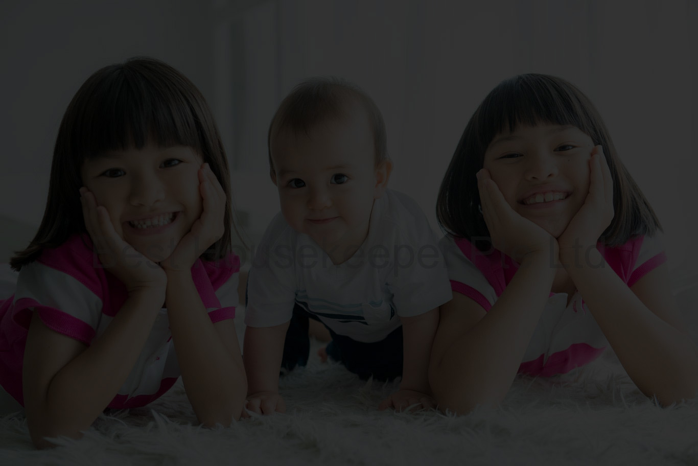 Best maid agency Singapore three children