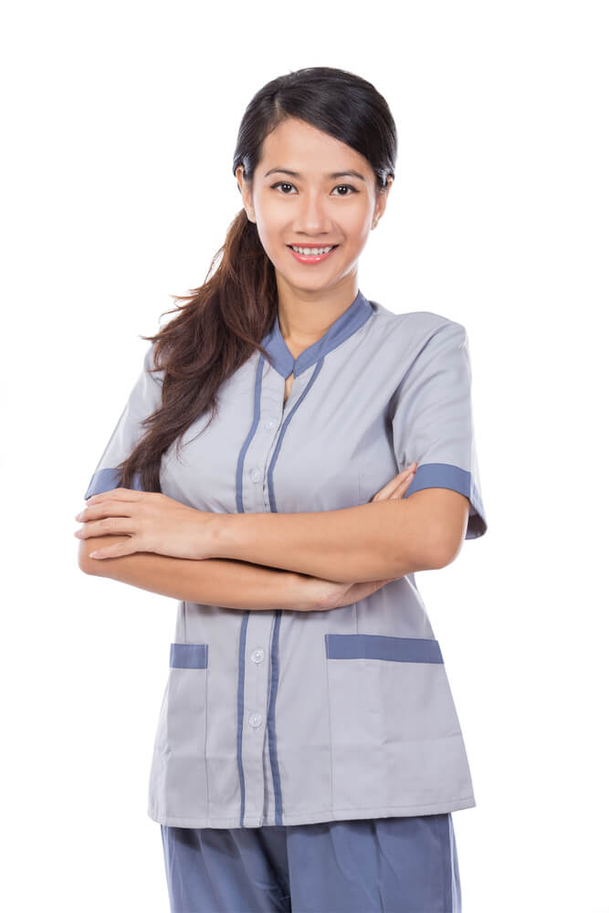 Indonesia Domestic Helper in Singapore - Best Housekeeper